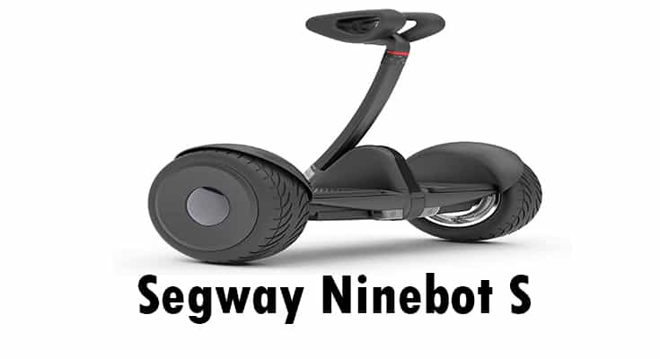 Segway Ninebot S Hoverboard Review 2021