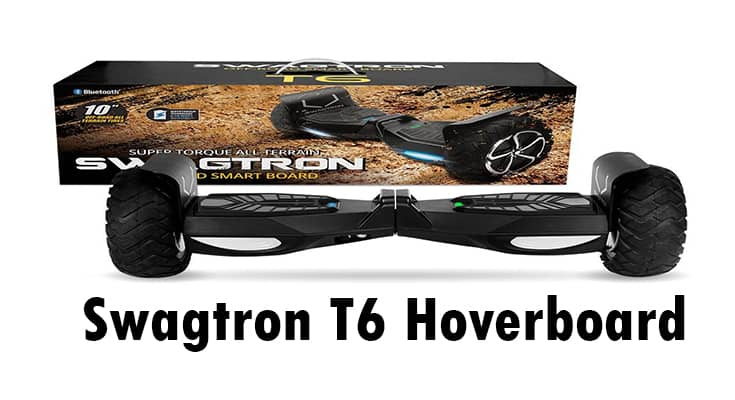 Swagtron T6 Hoverboard