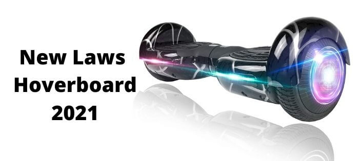 New Laws for Hoverboard