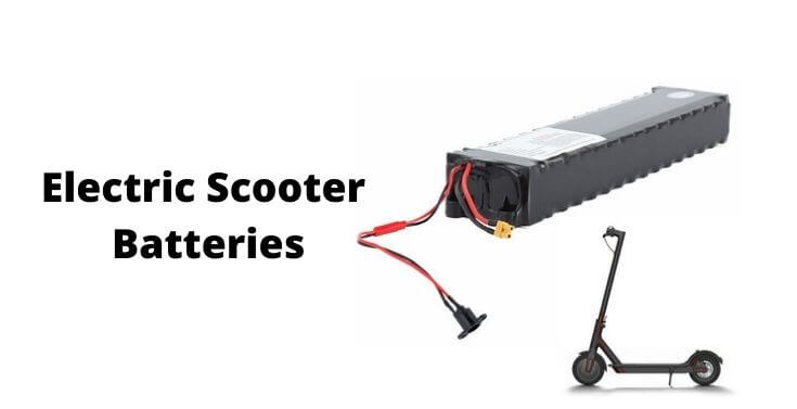 Electric Scooter Batteries