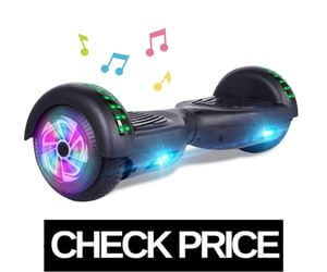 CBD - Best Bluetooth Hoverboard under $200 for Kids price check